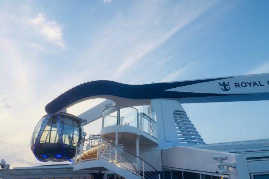 Đài quan sát Sao bắc đẩu tour tàu biển