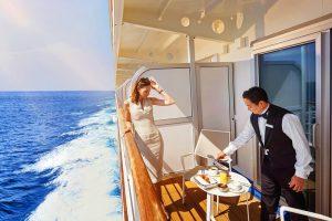Tham khảo giá dịch vụ trên du thuyền biển 5 sao